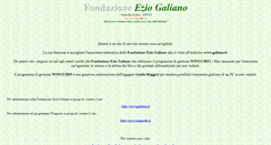 Preview of eziogaliano.it