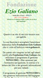 Mobile Preview of eziogaliano.it